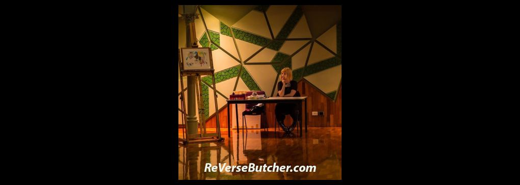 ReVerse Butcher a multi-disciplinary artist
