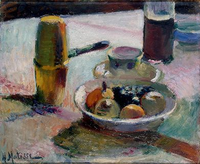 Matisse_-Fruit_and_Coffeepot-1898-