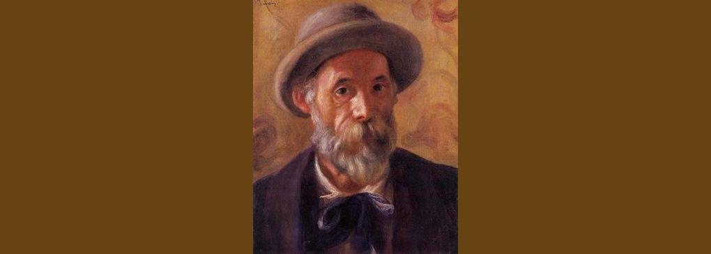 Renoir:  The man behind the paintings