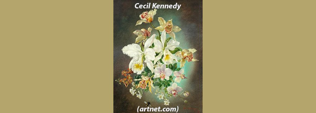 Cecil Kennedy and his Bees