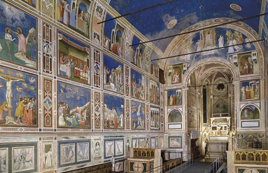 Giotto's Arena Chapel