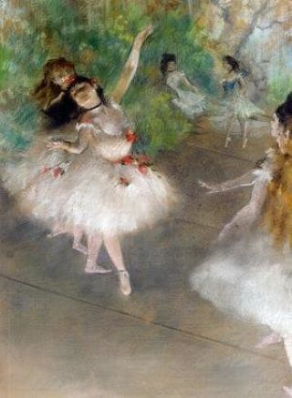 Edgar Degas - A mercurial master of movement
