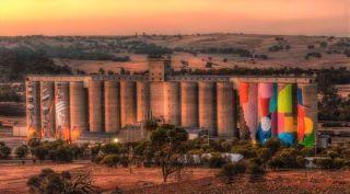 Silo Art across Australia!