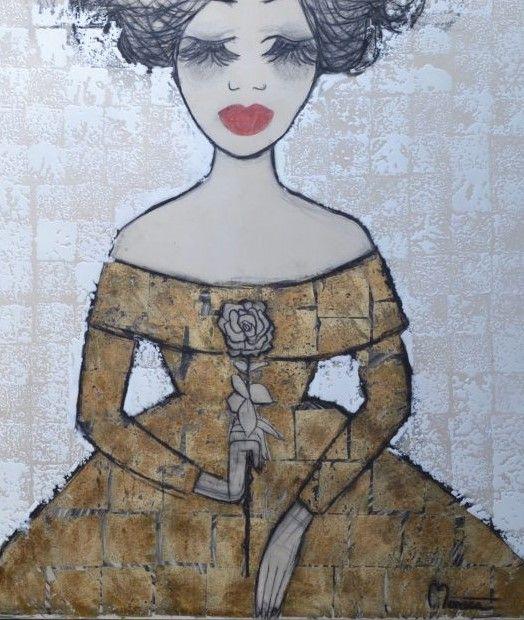 Monica Adams - Australian Artist