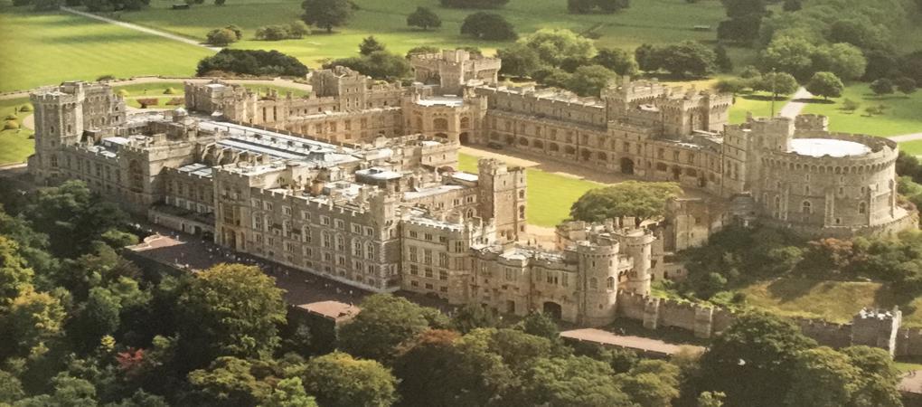 Magnificent Mansions – Windsor Castle