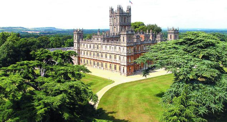 Magnificent Mansions - Highclere Castle