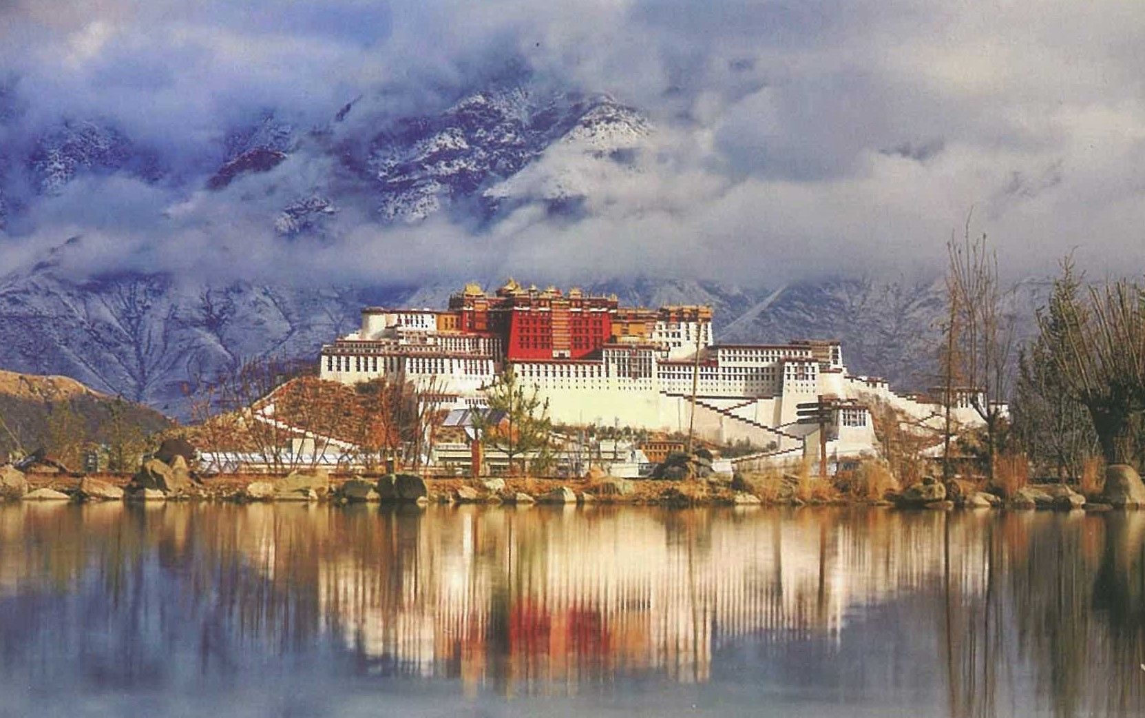 Magnificent Mansions – Potala Palace