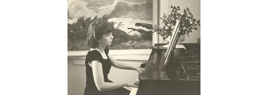 Not to forget multi-talented Ann Wyeth McCoy: painter, pianist, composer