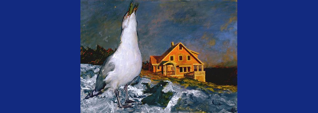Jamie Wyeth Master of Portraits, Place & Pets and other creatures: Part Three