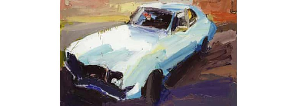 Ben Quilty and His Cars: Confronting Our Passion and Our Obsession