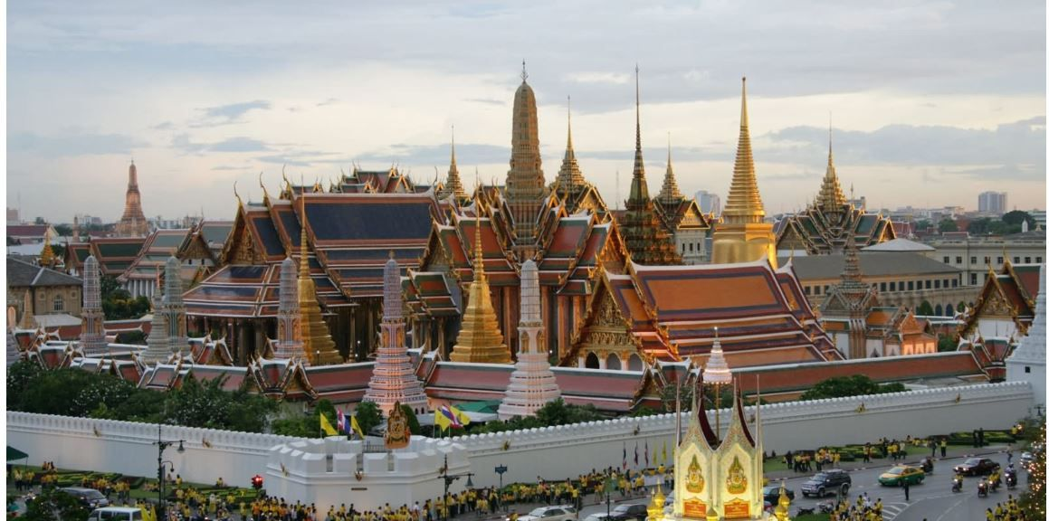 Magnificent Mansions - The Grand Palace – Bangkok
