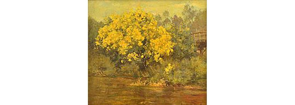 The Boyd Dynasty:  Theodore Penleigh Boyd - Much More than the Painter of Wattle Trees