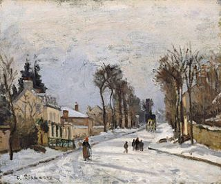 Camille Pissarro - the father figure of the Impressionists Part 1