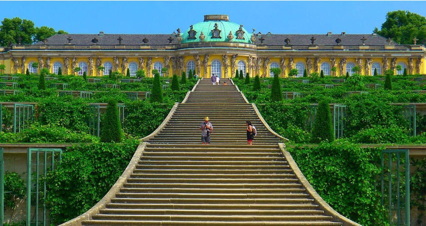 Magnificent Mansions – Sanssouci Palace