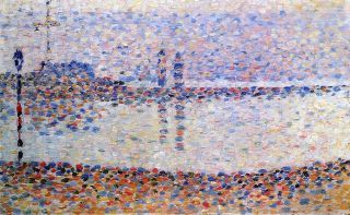 Georges Seurat - an important legacy cut short