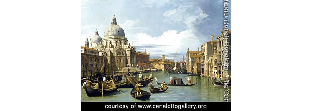Past Post: No 14 August 2018:  Canaletto