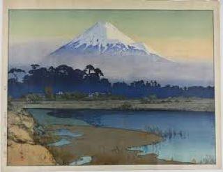 Hiroshi Yoshida - painter, printmaker and pioneer - Part 1