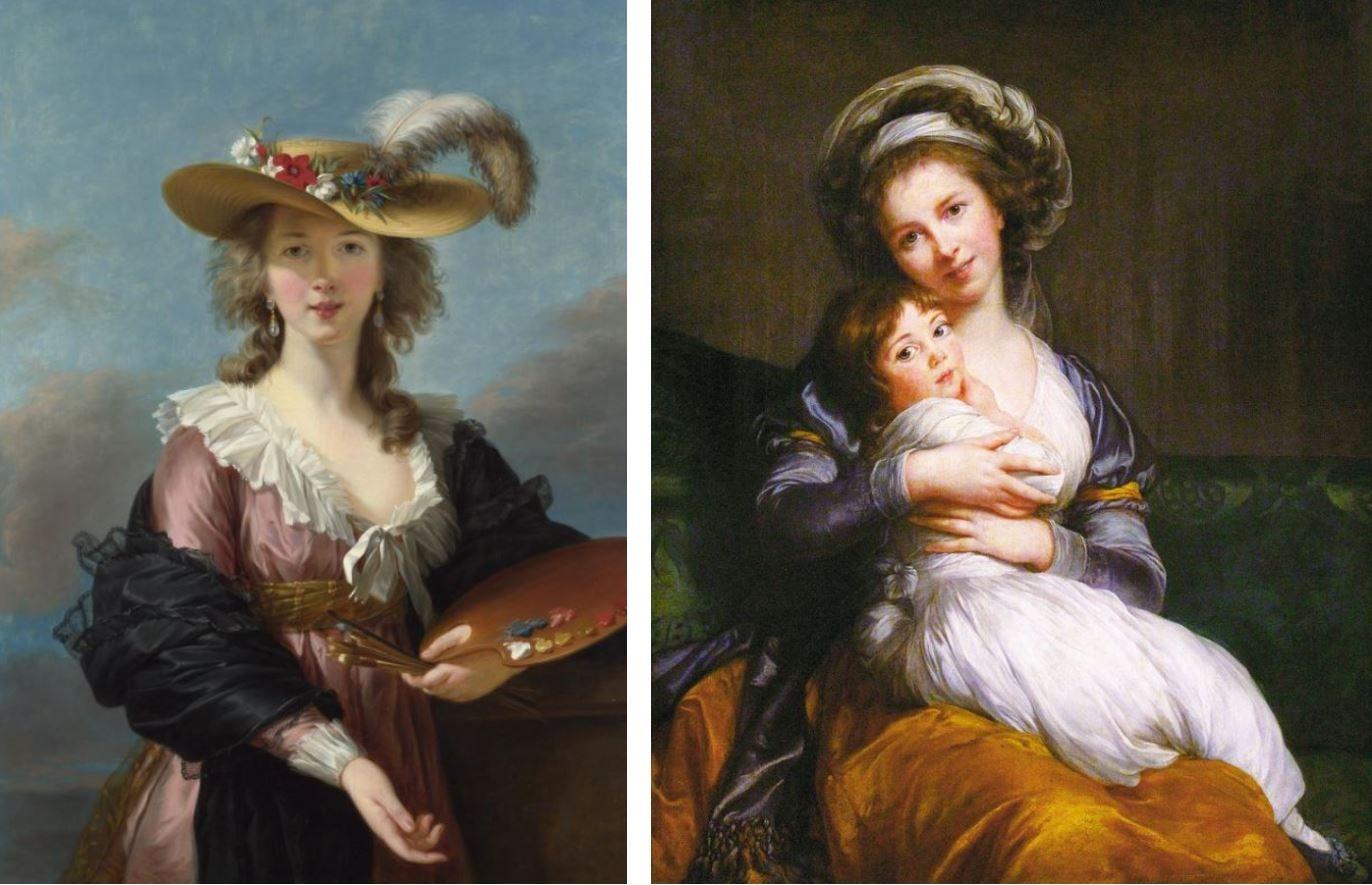 Elisabeth Vigée-Le Brun