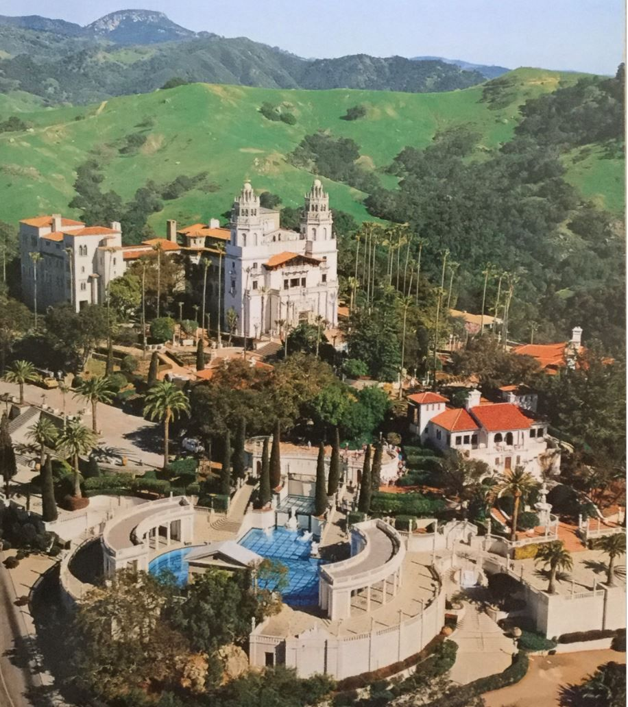 Magnificent Mansions – Hearst Castle
