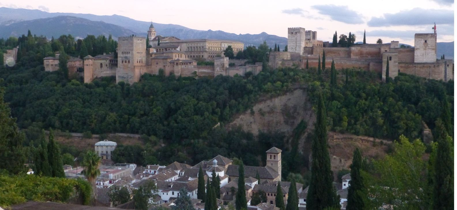 Magnificent Mansions - The Alhambra