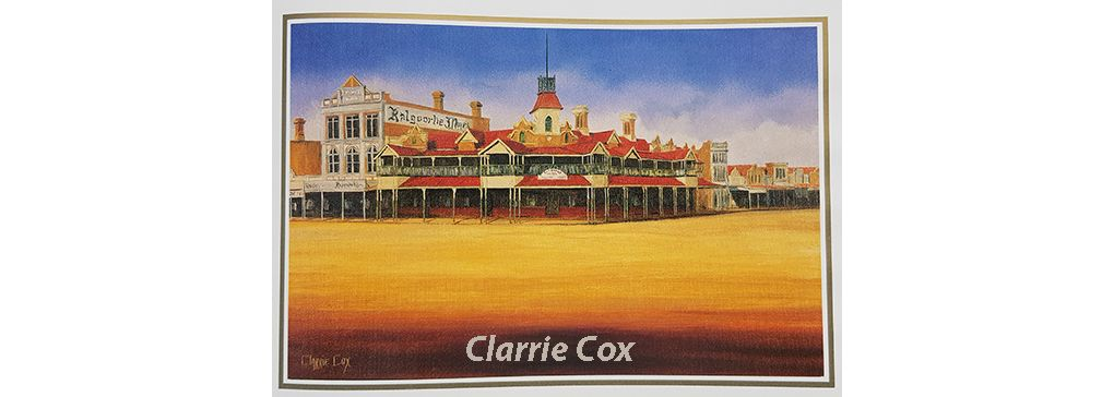Long Lost Australian Artists: Clarrie Cox - A Bonza Bloke: Part 1