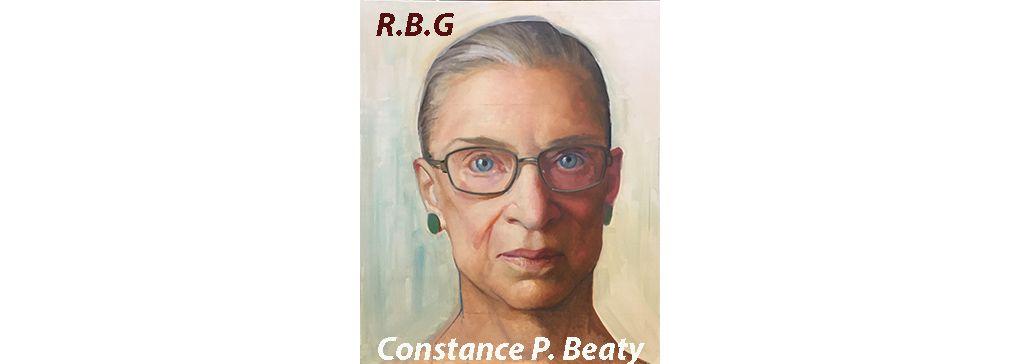 R.B.G.—aka Supreme Court Justice Ruth Bader Ginsburg