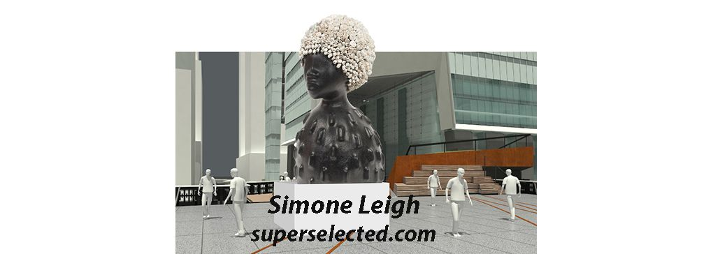 Simone Leigh: Sculptor with a Perspective on African Women