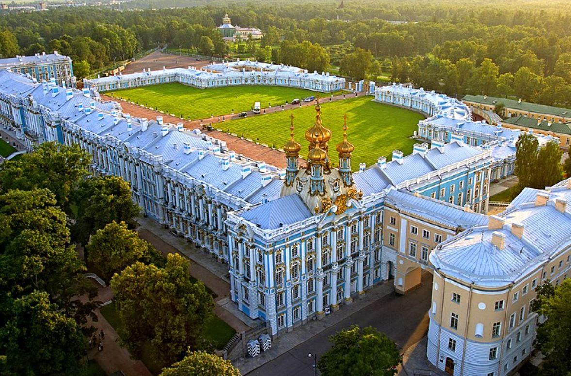 Magnificent Mansions - Catherine Palace
