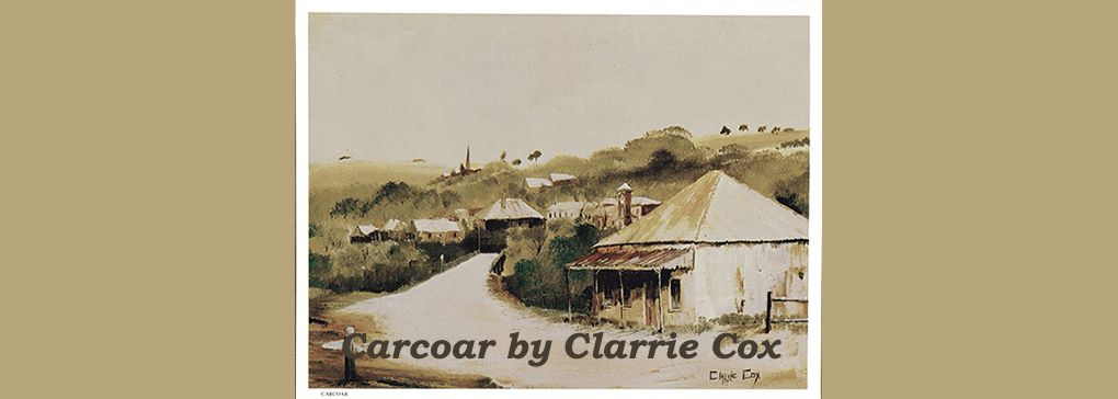 Long Lost Australian Artists: Clarrie Cox- A Bonza Bloke: Part 2