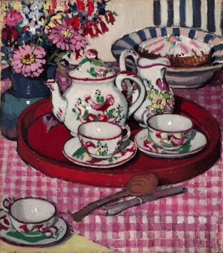 Thea Proctor's Tea Party