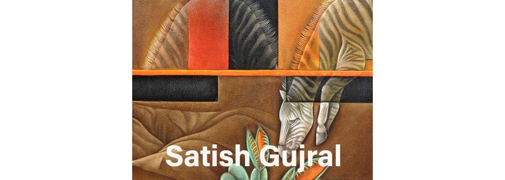 The Life and Art of Satish Gujral gives us so much to reflect on