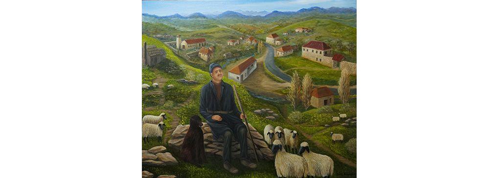 The Macedonian Shepherd