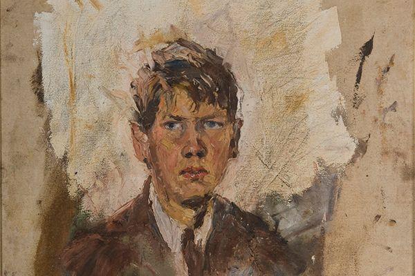 Arthur Boyd Self Portrait