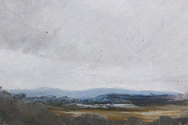 Arthur Boyd Storm Sky