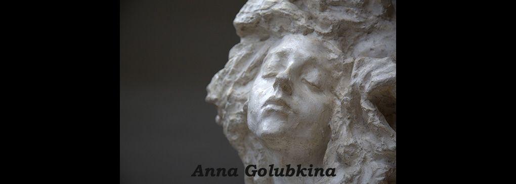 Anna Semyonovna Golubkina's Exhibition 1914-1915