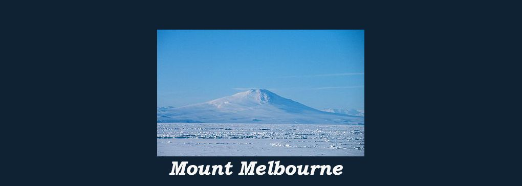 Mount Melbourne Majestic