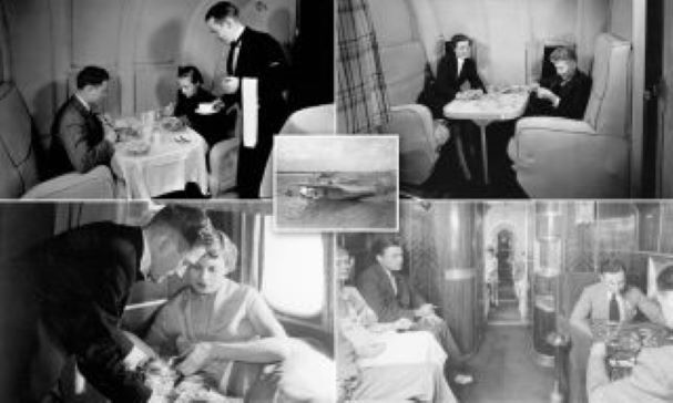 The romance of Flying Boats from yesteryear