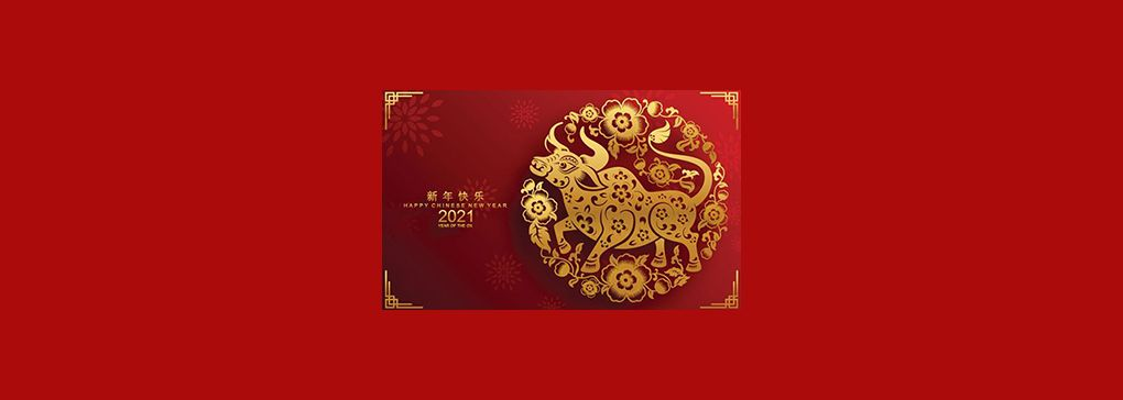 Happy Lunar New Year 2021