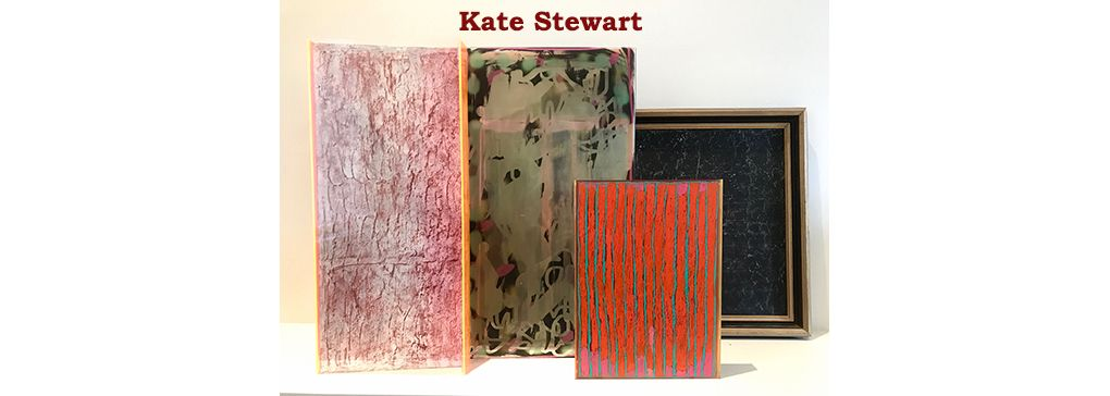 The Narrative of Art Process with Kate Stewart