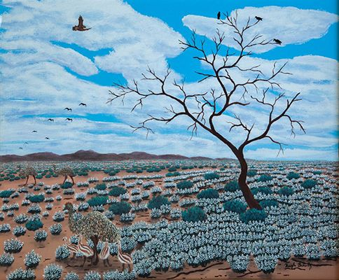 Koonaberri Range Country