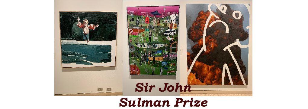 Sir John Sulman Prize 2019