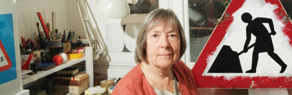 Margaret Calvert – Showing us the way