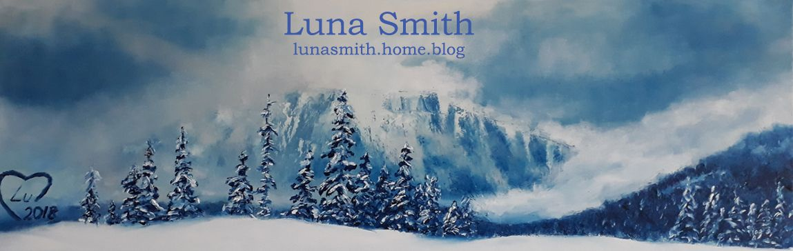 Painting a Winter Sunrise Landscape with Scottish Artist Luna Smith