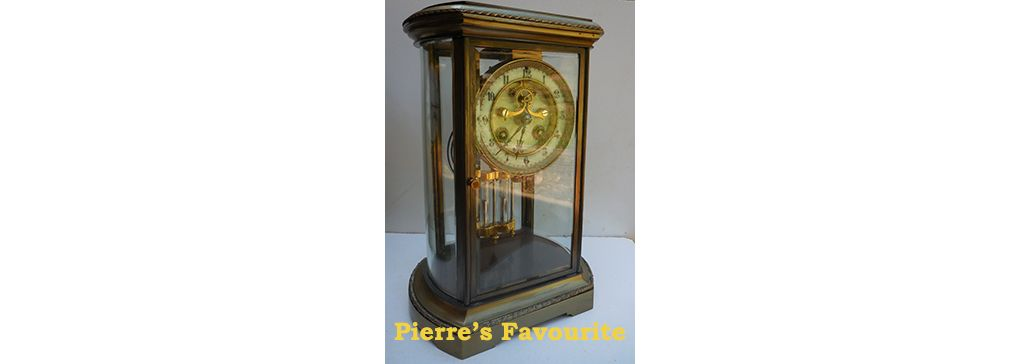 At Home with Pierre and his Clocks: the Passion