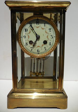 Japy French Clock