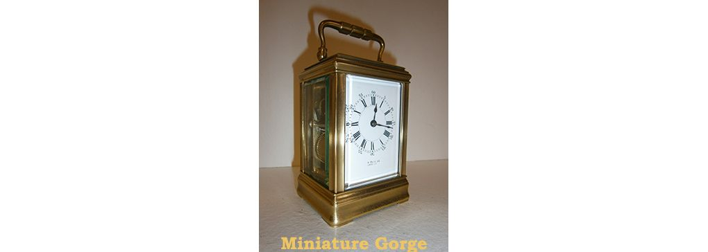 At Home with Pierre and His Carriage Clocks