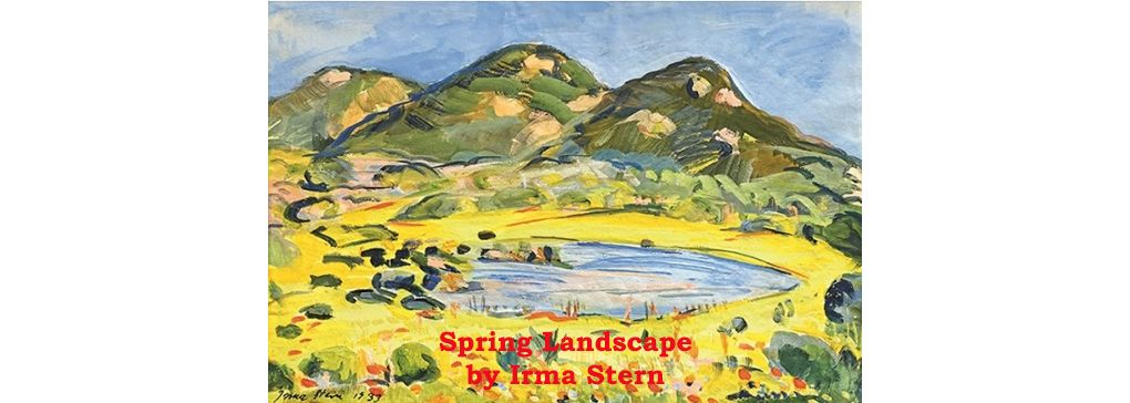 Celebrate Passover with Irma Stern