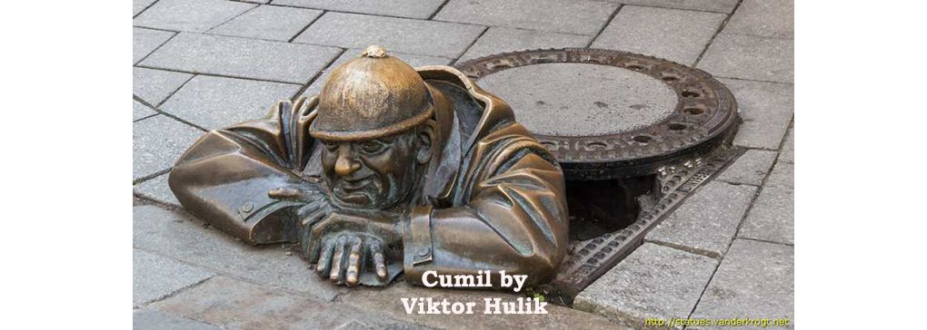 Statues with a difference