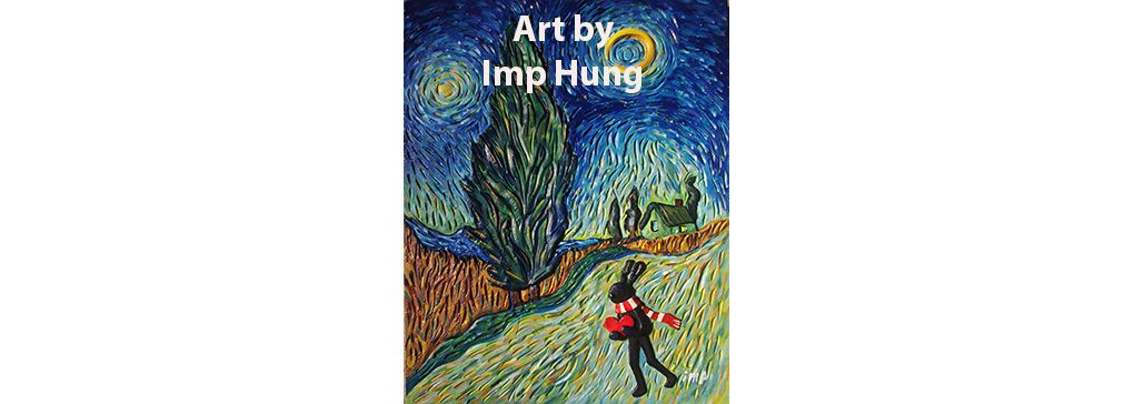 Imp Hung: Being with Van Gogh