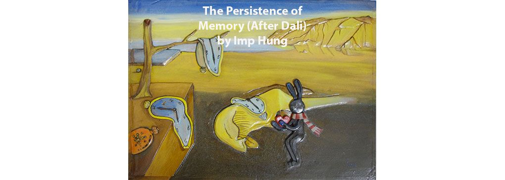 Imp Hung: To Sleep in a Painting